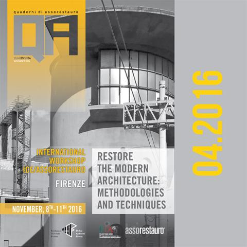 Restore the modern architecture methodologies and for Architecture technique