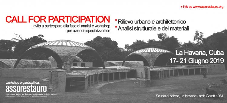 getty foundation, restoration, havana, avana, lavana, garatti, architettura, moderna, modern, school of art, balletto, dome, assorestauro